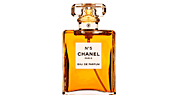 Botella de Chanel No. 5